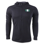 Nigeria 1/4 Zip Training Hoody