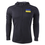 Ukraine 1/4 Zip Training Hoody
