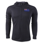 New Zealand 1/4 Zip Training Hoody