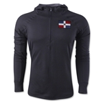 Dominican Republic 1/4 Zip Training Hoody