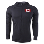 Canada 1/4 Zip Training Hoody