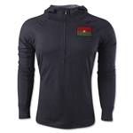 Burkina Faso 1/4 Zip Training Hoody