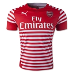 Arsenal Prematch Jersey (Red)