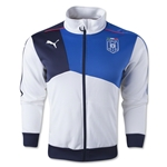 Italy Stadium Walk-Out Jacket