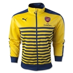 Arsenal T7 Anthem Jacket (Yellow)