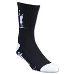 Adrenaline Lacrosse Carlsons Socks (Black)
