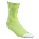Adrenaline Lacrosse Carlsons Socks (Lime)