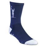 Adrenaline Lacrosse Carlsons Socks (Navy)