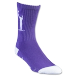 Adrenaline Lacrosse Carlsons Socks (Purple)