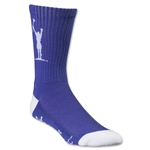 Adrenaline Lacrosse Carlsons Socks (Royal)
