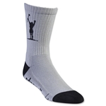 Adrenaline Lacrosse Carlsons Socks (Gray)