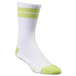 Adrenaline Lacrosse J-Train Socks (Lime)