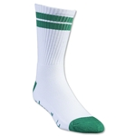 Adrenaline Lacrosse J-Train Socks (Wh/Dgr)