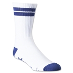 Adrenaline Lacrosse J-Train Socks (Wh/Ro)
