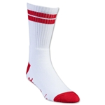 Adrenaline Lacrosse J-Train Socks (Wh/Sc)