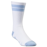 Adrenaline Lacrosse J-Train Socks (Wh/Sky)