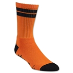 Adrenaline Lacrosse J-Train Neon Sock (Orange)