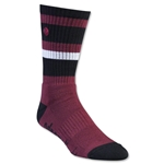 Adrenaline Lacrosse The Director Socks (Mar/Blk)