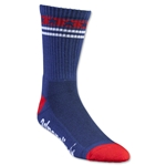 Adrenaline Lacrosse The USA's Socks (Navy)