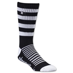 Adrenaline Lacrosse Super J-Train Socks (Blk/Wht)