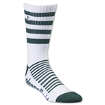Adrenaline Lacrosse Super J-Train Socks (Wh/Dgr)