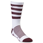 Adrenaline Lacrosse Super J-Train Socks (Wh/Ma)