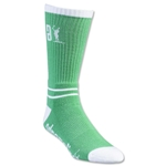 Adrenaline Lacrosse Data Socks (Green)