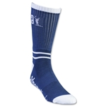 Adrenaline Lacrosse Data Socks (Navy)