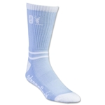 Adrenaline Lacrosse Data Socks (Sky)