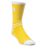 Adrenaline Lacrosse Data Socks (Yellow)