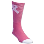 Adrenaline Breast Cancer Awareness Sock 2 (Pink)