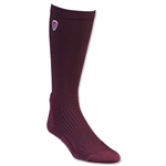 Adrenaline Lacrosse Vendetta Technical Socks (Maroon)