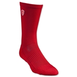 Adrenaline Lacrosse Vendetta Technical Socks (Red)