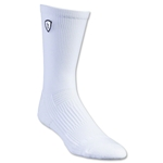 Adrenaline Lacrosse Vendetta Technical Socks (White)