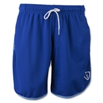 Adrenaline Lacrosse Youth Throwback Mesh Shorts (Royal)