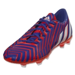 adidas Predator Absolado Instinct FG Junior (Solar Red/White)