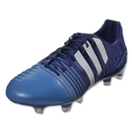 adidas Nitrocharge 1.0 FG Junior (Amazon Purple/White)