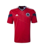 Colombia 2014 Youth Away Soccer Jersey