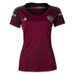 Russia 2014 Women's Home Soccer Jersey