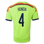 Japan 2014 HONDA Away Soccer Jersey