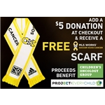$5 Donation to Soccer Kicks Cancer