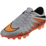 Nike Hypervenom Phinish II AG-R (Gray/Total Orange)