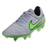 Nike Tiempo Legend V Sg Pro (Wolf Gray/Green Strike)