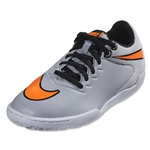 Nike Hypervenom Pro IC Junior (Wolf Grey/Total Orange/White/Black)