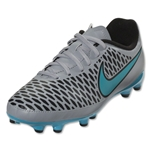 Nike Junior Magista Onda FG (Wolf Gray/Turquoise Blue)