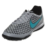 Nike Junior Magista Onda TF (Wolf Gray/Turquoise Blue)