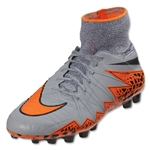 Nike Hypervenom Phantom II AG (Gray/Total Orange)