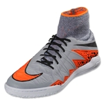 Nike Hypervenom Finale IC (Wolf Grey/Total Orange)