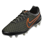 Nike Magista Opus FG (Black/Rough Green)