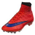 Nike Mercurial Superfly AG (Bright Crimson/Black)